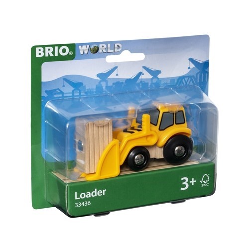 Zdjęcie BRIO World Drewniana Ładowarka