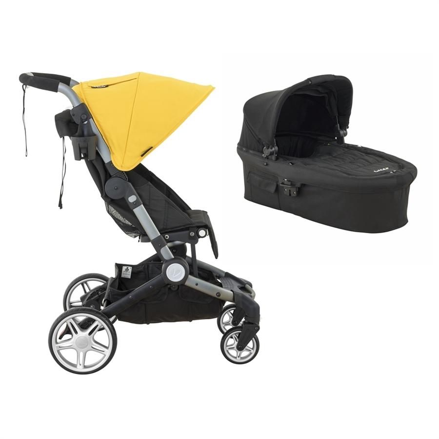 Zdjęcie Larktale Coast Wózek i Gondola 2w1 Yellow
