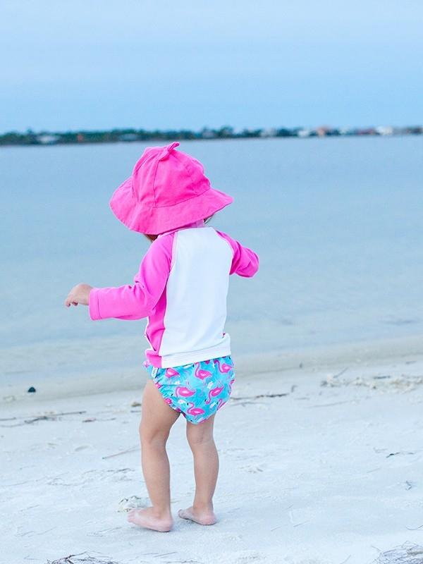 Zdjęcie Zoocchini Koszulka Kąpielowa UV Flaming S