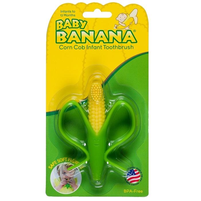 Zdjęcie Baby Banana Szczoteczka Treningowa Kukury