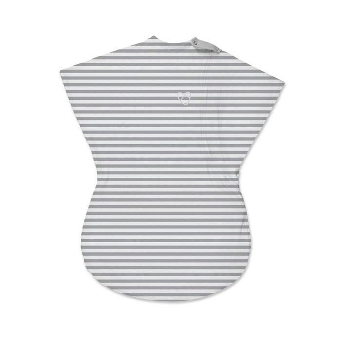 Zdjęcie SwaddleMe Śpiwór Etap 4 S Grey Stripe