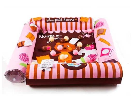 Zdjęcie Ludi Plac Zabaw Różowe Słodkie Cukierki