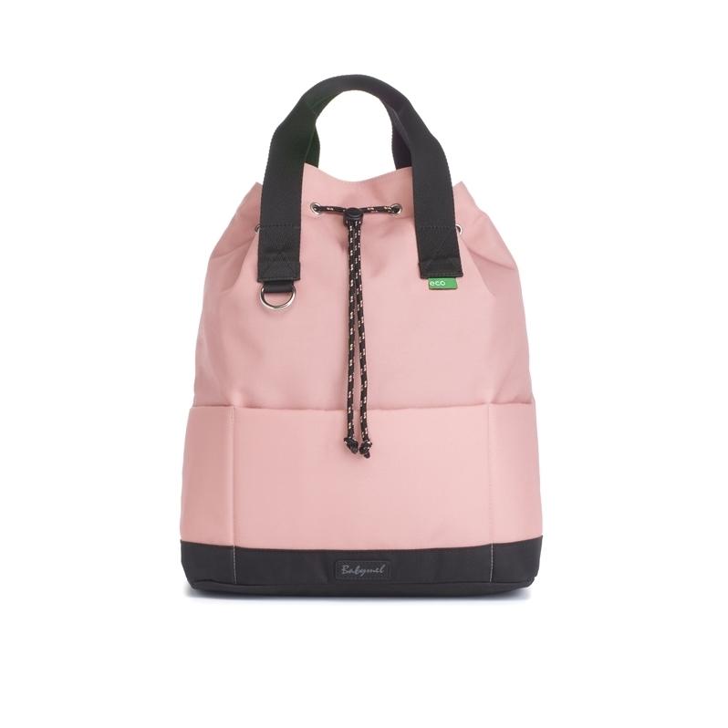 Zdjęcie Babymel Eco Plecak dla Mamy Tap N Tail Ros