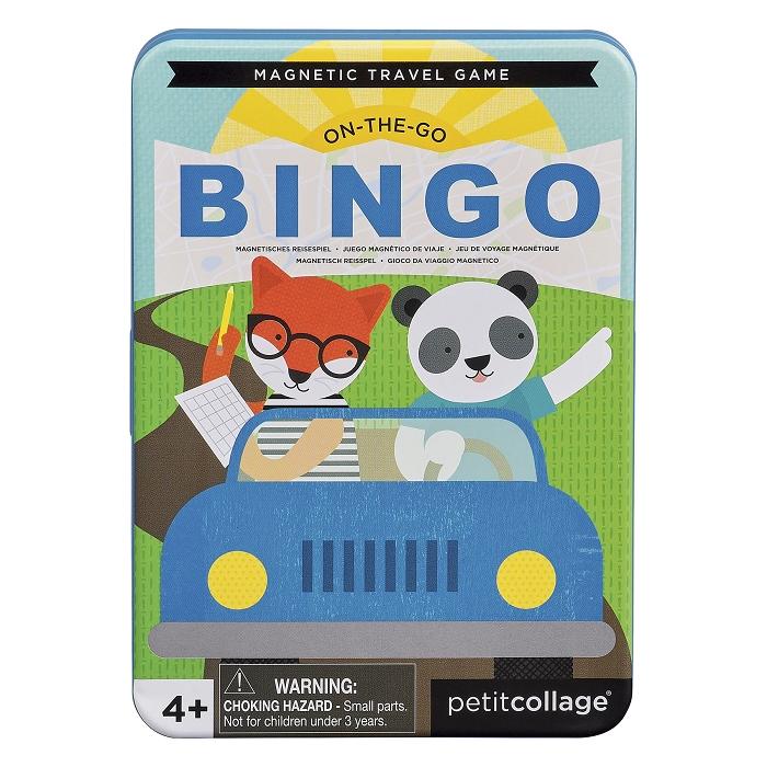 Zdjęcie Petit Collage Gra Magnetyczna Bingo
