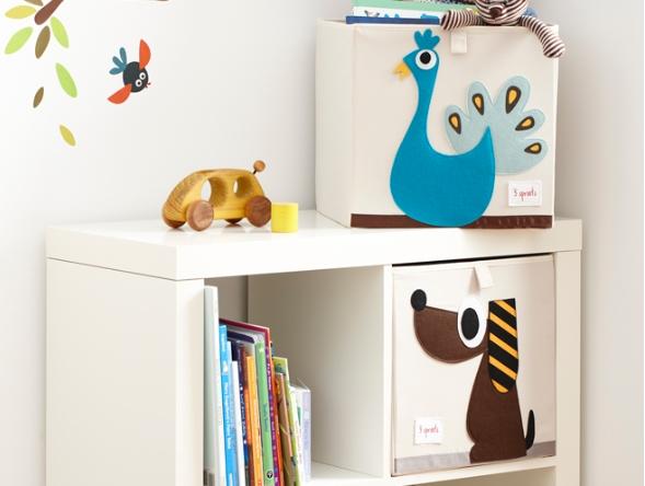Zdjęcie 3 Sprouts Pudełko Na Zabawki Piesek