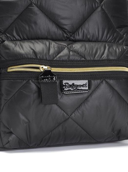 Zdjęcie Babymel Plecak dla Mamy Luna Black Quilt