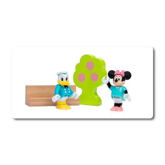 Zdjęcie BRIO Disney Zestaw Startowy Kolejka Myszki Miki