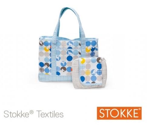 Zdjęcie Stokke® Torba Pielęgnacyjna Silhouette Blu
