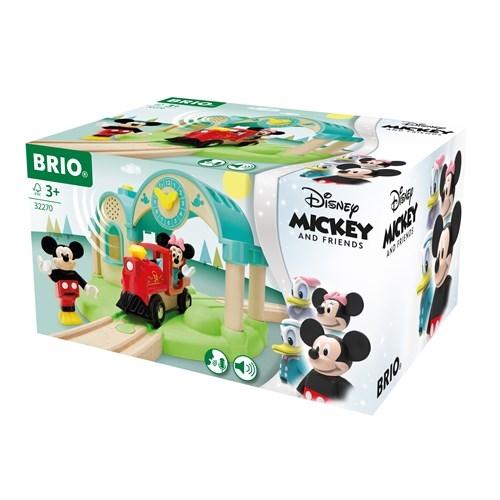 Zdjęcie BRIO Stacja Myszki Miki z Opcją Nagrywania