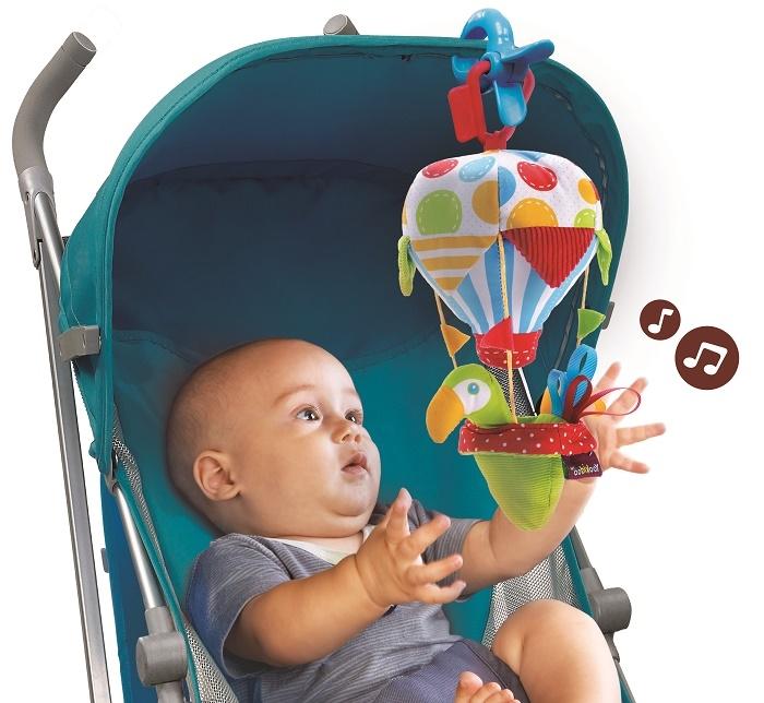 Zdjęcie Yookidoo Zawieszka Do Wózka Balonik