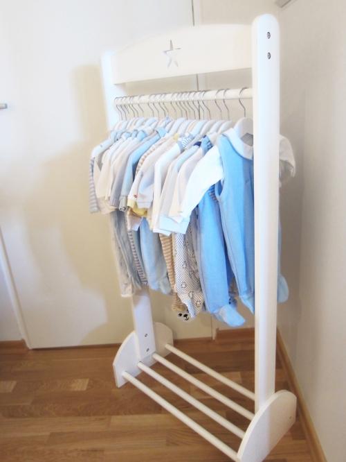Zdjęcie Kids Concept Wieszak na Ubrania Biały
