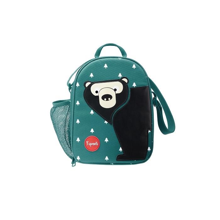 Zdjęcie 3 Sprouts Lunch Bag Dla Dzieci Miś