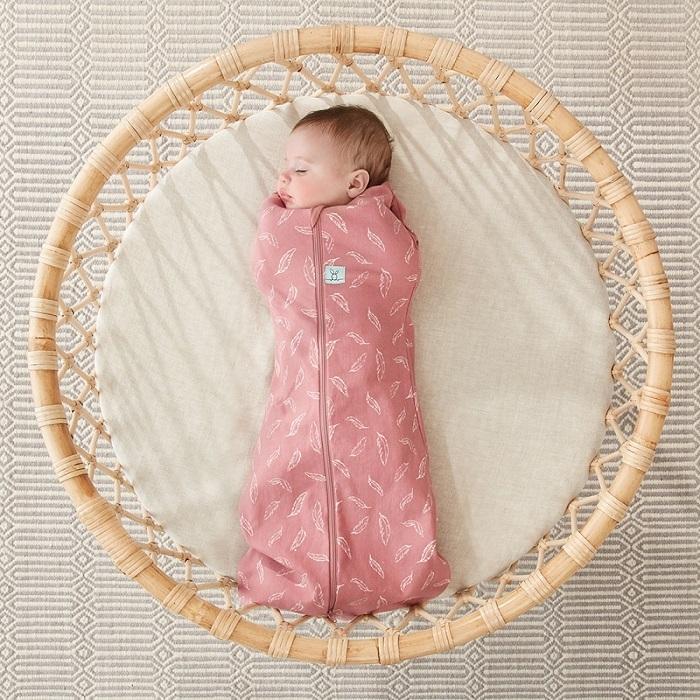 Zdjęcie ergoPouch Kokon Śpiworek 0-3M Quill