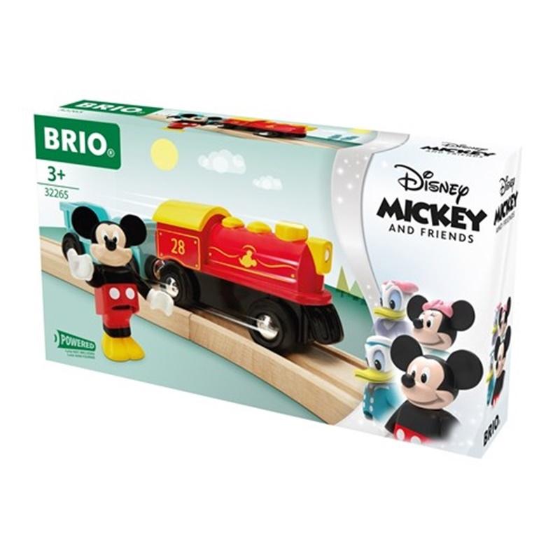 Zdjęcie BRIO Pociąg Myszki Miki na Baterie