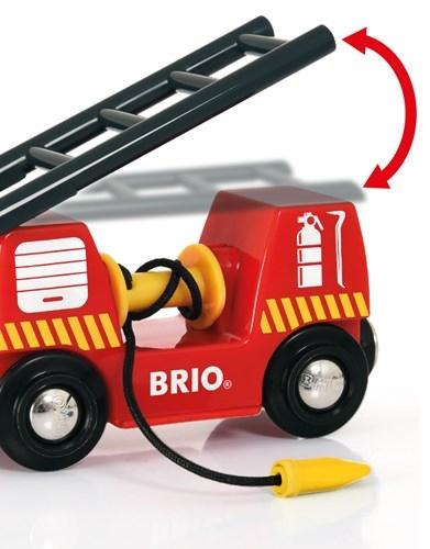 Zdjęcie BRIO World Duża Remiza Strażacka