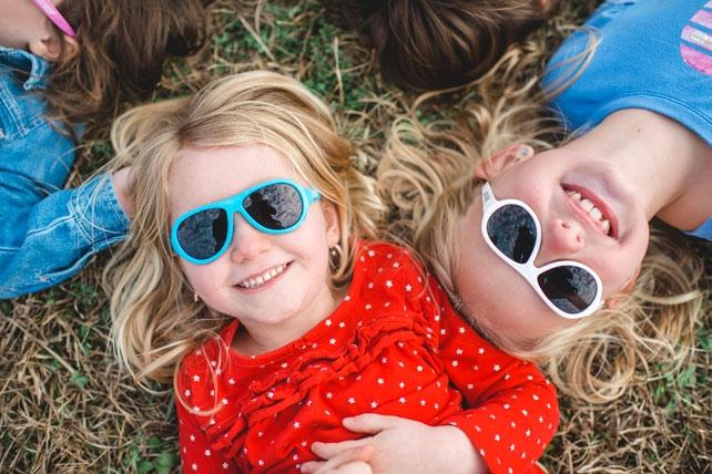 Zdjęcie Babiators Okulary Classic Beach Baby Blue