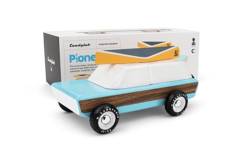 Zdjęcie Candylab Samochód Drewniany Pioneer Truck