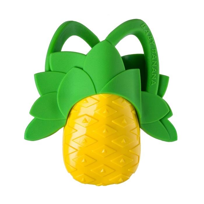 Zdjęcie Baby Banana Zestaw Gryzaków Owoce 3 szt