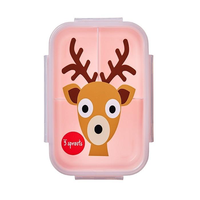 Zdjęcie 3 Sprouts Lunchbox Bento Jeleń Pink
