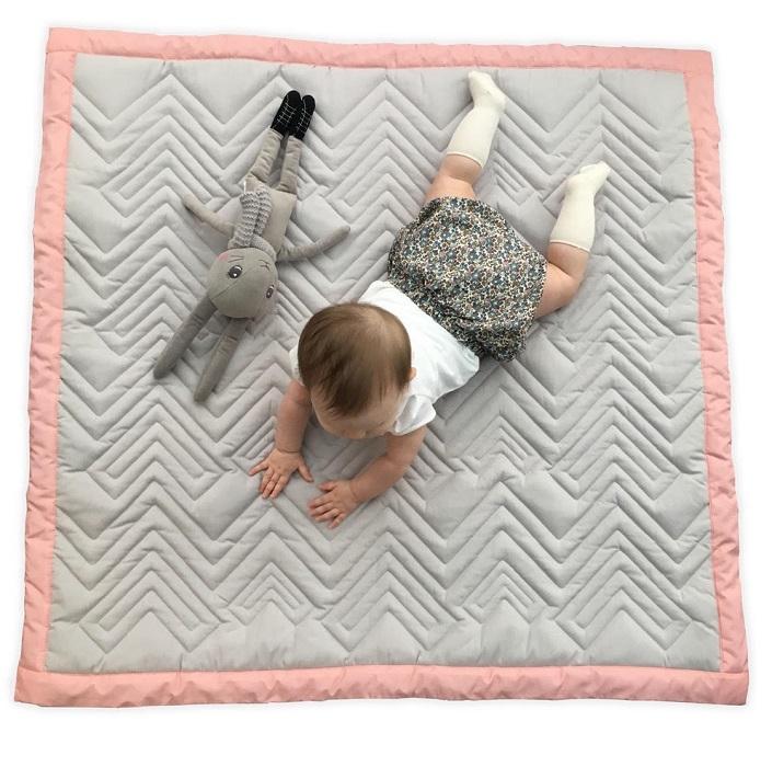 Zdjęcie Mama Designs Mata Grey Pink