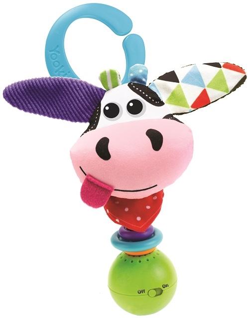 Zdjęcie Yookidoo Muzyczna Grzechotka Krowa