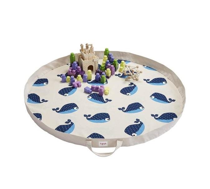 Zdjęcie 3 Sprouts Mata na Zabawki Wieloryb Niebies