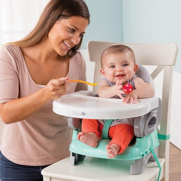 Zdjęcie Summer Infant Krzesełko Podróżne Deluxe
