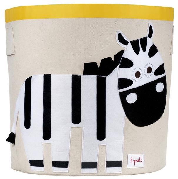 Zdjęcie 3 Sprouts Kosz Na Zabawki Zebra