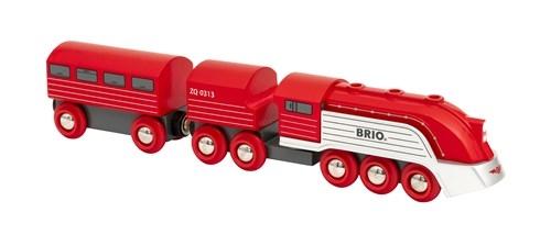 Zdjęcie BRIO World Futurystyczny Pociąg z Wagonami
