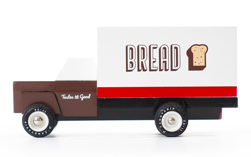Zdjęcie Candylab Samochód Drewniany Bread Truck