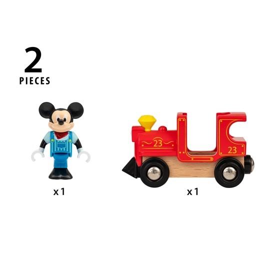 Zdjęcie BRIO Disney Pociąg Myszki Miki