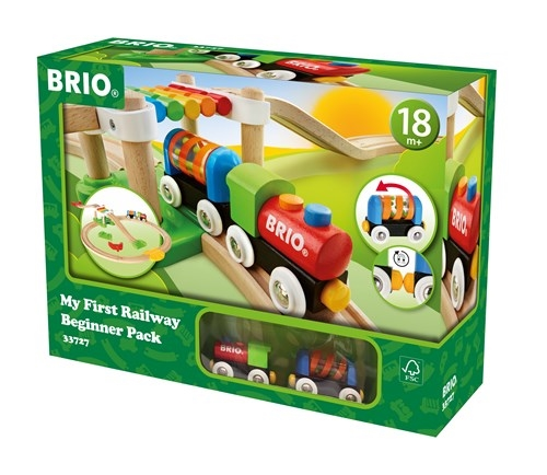 Zdjęcie BRIO Moja Pierwsza Kolejka