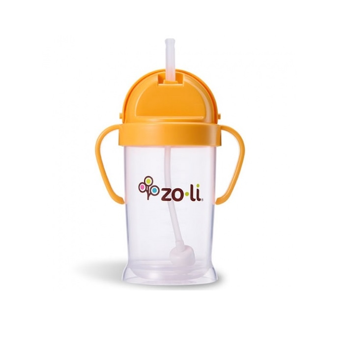 Zdjęcie ZoLi BOT XL Kubek Niekapek 270 ml Orange