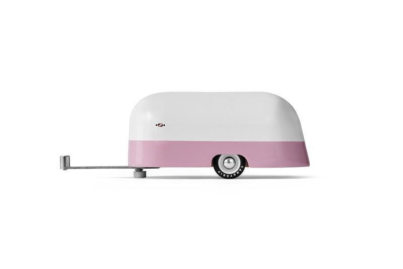 Zdjęcie Candylab Przyczepa Aluminiowa Pink Camper