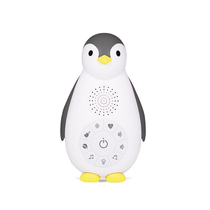 Zdjęcie Zazu ZOE Usypianka Bluetooth Pingwin Grey