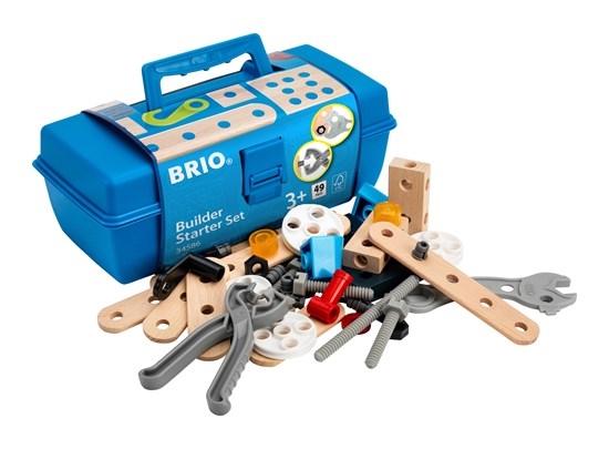 Zdjęcie BRIO Builder Zestaw Startowy 49 el.