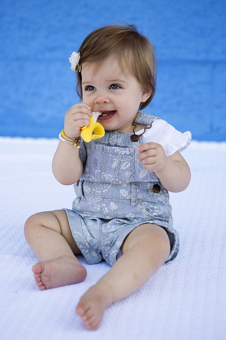 Zdjęcie Baby Banana Szczoteczka Treningowa