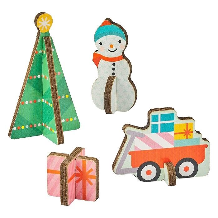 Zdjęcie Petit Collage Kalendarz Adwentowy Święta