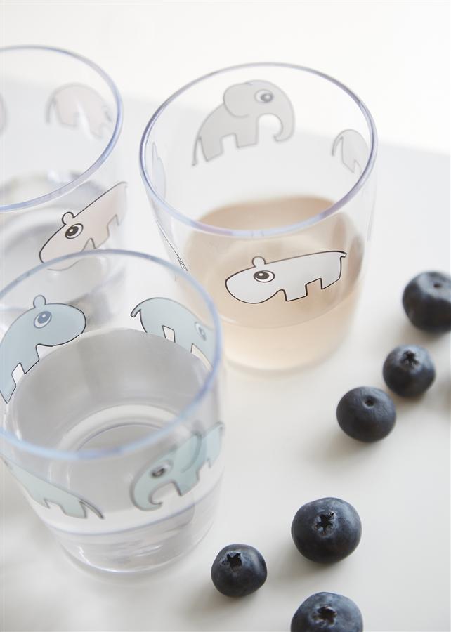 Zdjęcie Done by Deer Yummy Kubek Mini Glass Blue