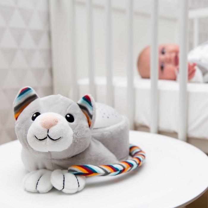 Zdjęcie Zazu Kiki Projektor Gwiazdek Kot