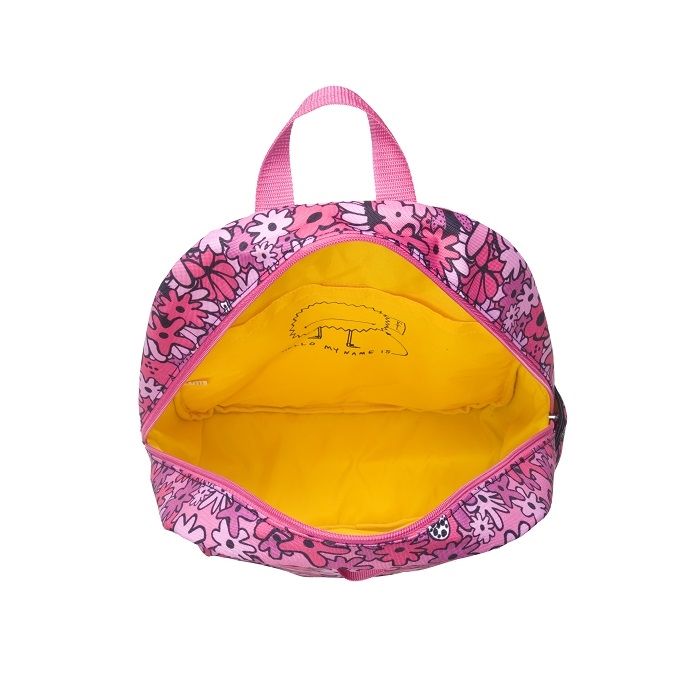 Zdjęcie Zip & Zoe Plecak Junior Floral Pink