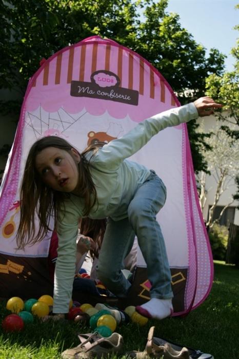 Zdjęcie Ludi Duży Namiot Słodkie Cukierki 5205