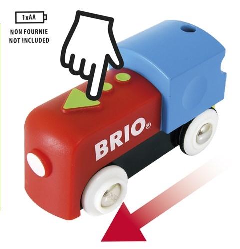 Zdjęcie BRIO Moja Pierwsza Kolejka Na Baterie
