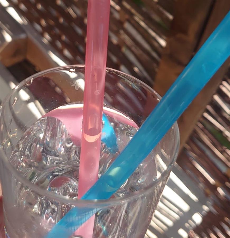 Zdjęcie Fommi Słomki Wielorazowe Pink/Blue 2 szt