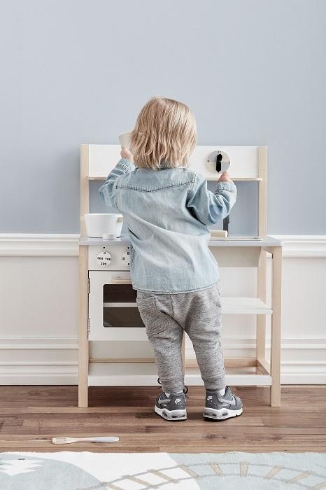 Zdjęcie Kids Concept Kuchnia Drewniana Biała