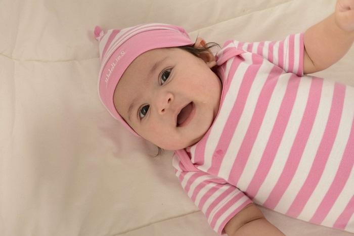 Zdjęcie Juddlies Body Pink Fleck 3-6 m