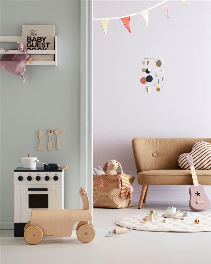 Zdjęcie Kids Concept Karuzela Do Pokoju Green