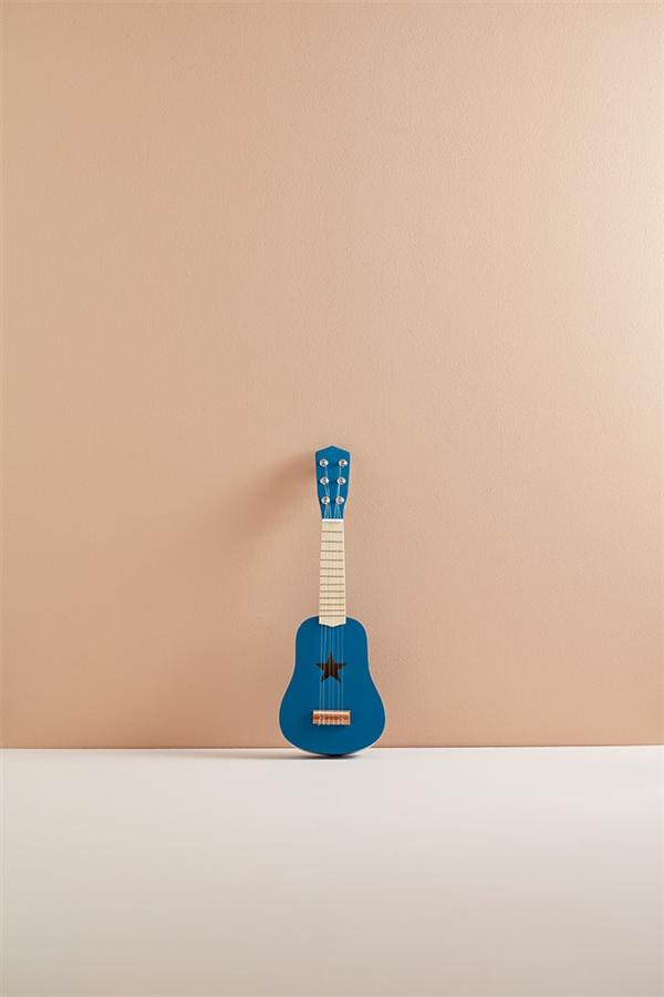 Zdjęcie Kids Concept Gitara Dla Dziecka Blue