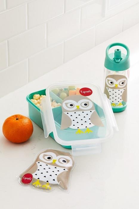 Zdjęcie 3 Sprouts Lunchbox Bento Sowa Mint