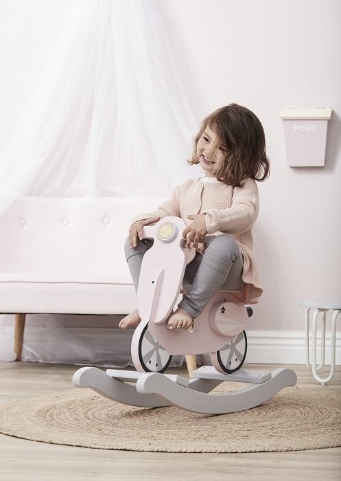 Zdjęcie Kids Concept Skuter na Biegunach Pink